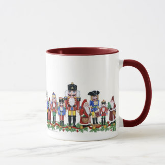 Christmas Nutcrackers Mug
