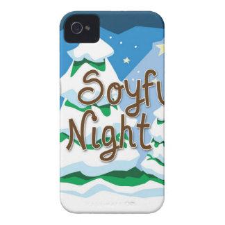 Christmas O Soyful Night Blackberry Case