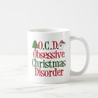 Christmas Obsession Mugs