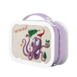 Christmas Octopus Lunchbox