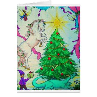 Christmas of Myths Greeting Card