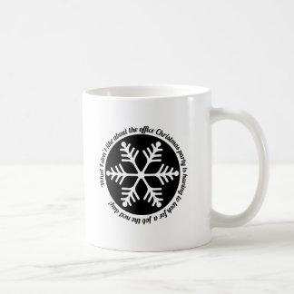 Christmas Office Party Coffee Mug