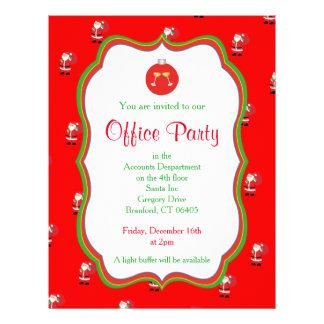 Office Party Flyers & Programs | Zazzle