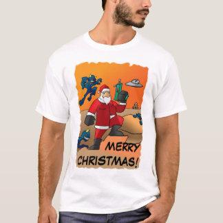 Christmas on Mars T-Shirt