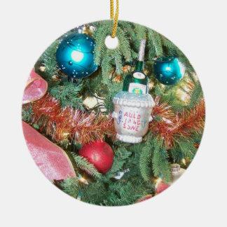 Christmas Ornament - Auld Lang Syne