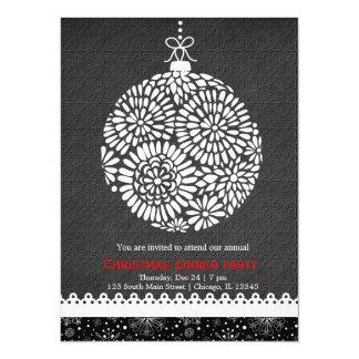 Christmas Ornament Card