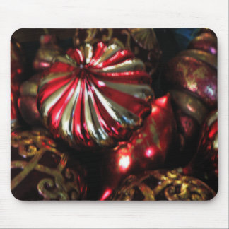 Christmas Ornament Collection Mouse Mats