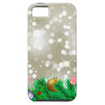 Christmas Ornament Glitter iPhone 5 Cover