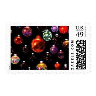 Christmas Ornament Group Postage