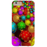 Christmas Ornament Jubilee Barely There iPhone 6 Plus Case