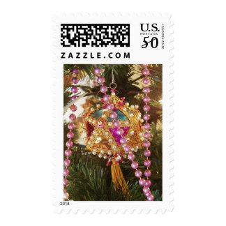 Christmas Ornament Postage