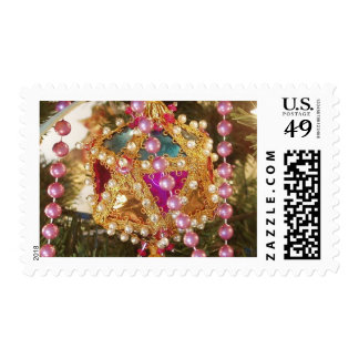 Christmas Ornament Postage