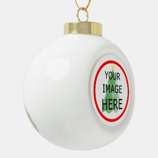 Christmas Ornament to Customize