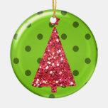 Christmas Ornament Tree Ornament