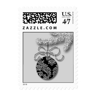 Christmas Ornament USPS Holiday Postage Stamp 2016