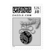 Christmas Ornament USPS Holiday Postage Stamp 2017