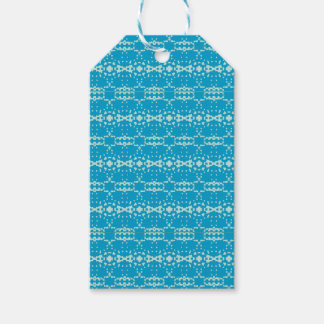 Christmas Ornaments 101 Blue/Mnt Gift Tags
