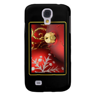Christmas ornaments 3 casing samsung s4 case