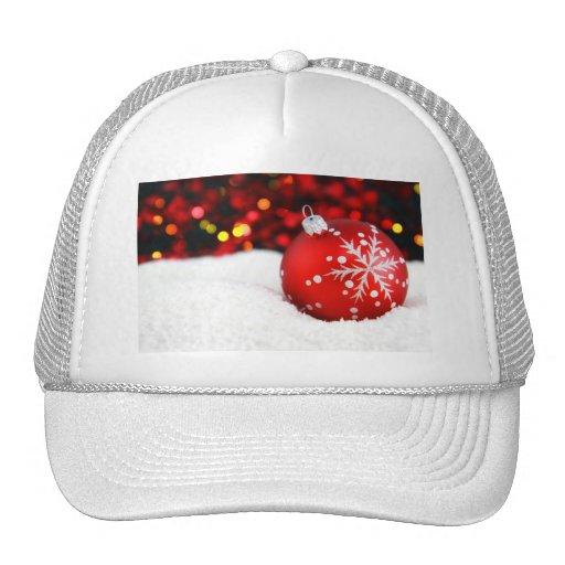 Christmas Ornaments 3 Trucker Hat