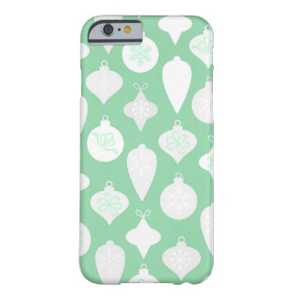 Christmas Ornaments Barely There iPhone 6 Case