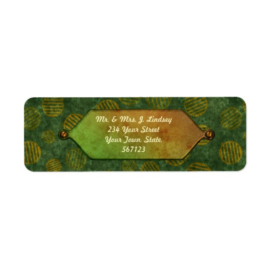 Christmas Ornaments Chic Label