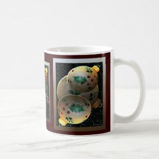 Christmas Ornaments Coffee Mug