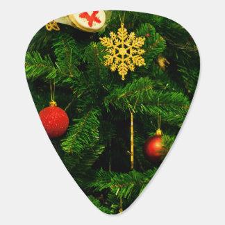 Christmas Tree Guitar Picks  Accessories  Zazzle