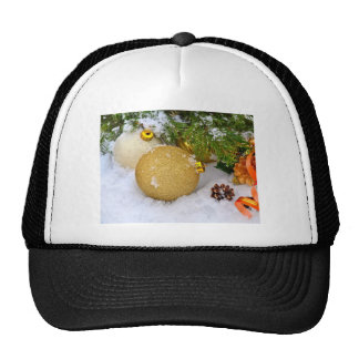 Christmas Ornaments Holiday Tree Destiny Gifts Trucker Hats