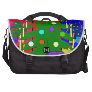 Christmas Ornaments Holiday Tree Destiny Gifts Laptop Bag