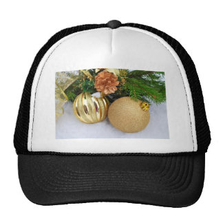 Christmas Ornaments Holiday Tree Destiny Gifts Trucker Hat