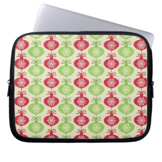 Christmas Ornaments Laptop & Netbook Sleeves