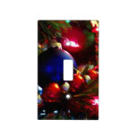 Christmas Ornaments Light Switch Cover