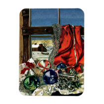 Christmas Ornaments Magnet