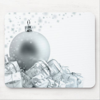 Christmas ornaments mouse pads