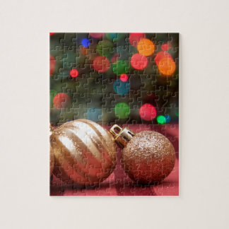 Christmas Ornaments Jigsaw Puzzles