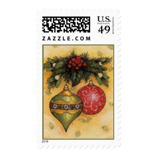 Christmas Ornaments Stamps
