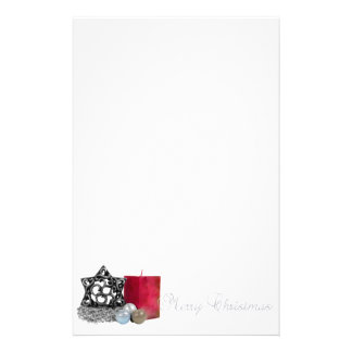 Christmas Ornaments Stationery