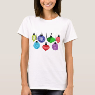 Christmas Ornaments T-Shirt