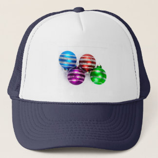 Christmas Ornaments Trucker Hat