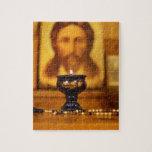Christmas orthodox jigsaw puzzle