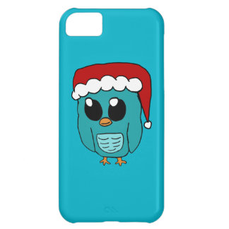 Christmas Owl iPhone 5C Cover