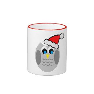 Christmas Owl Mug