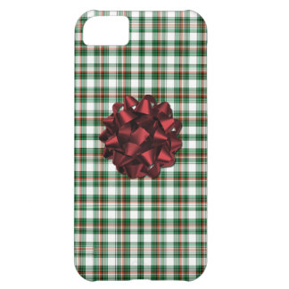 Christmas package red bow iPhone 5C cover