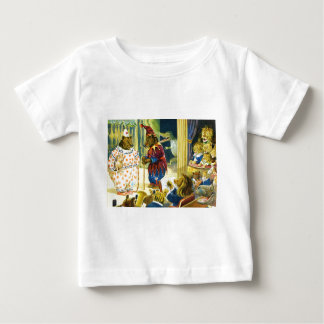 Christmas Pageant in Animal Land Baby T-Shirt