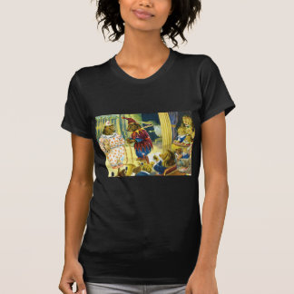 Christmas Pageant in Animal Land T-shirts