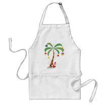 Christmas Palm Apron