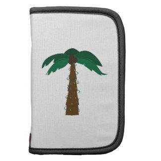 Christmas Palm Folio Planner