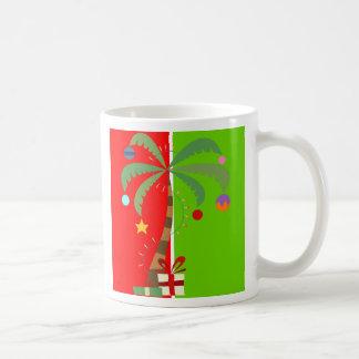 Christmas Palm Tree Mug