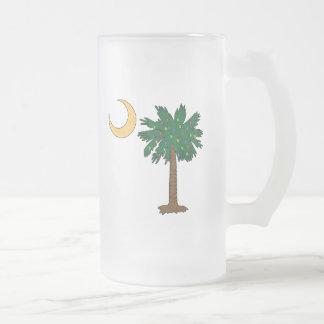 Christmas Palmetto Coffee Mugs