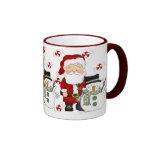 Christmas Pals Holiday coffee mug